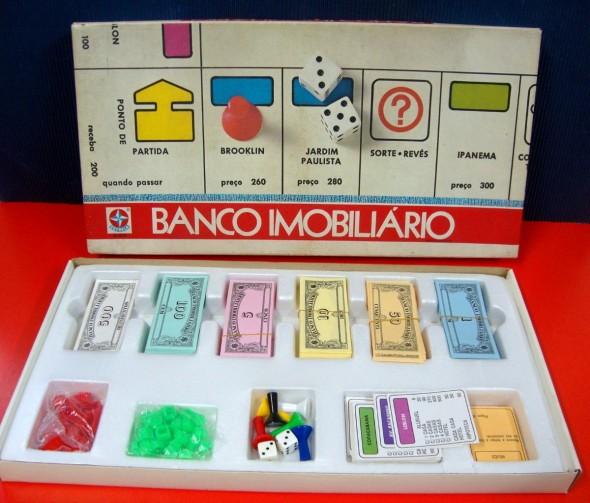 """Jobo """"Banco Imobiliário"""" (ou Monopoly, em inglês) nasceu em um gueto na antiga Tchecoslováquia."""