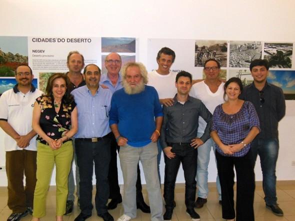 Nova diretoria do KKL Brasil para 2014_2016