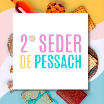 2º Seder de Pessach - 2019 @ Hebraica | São Paulo | Brasil